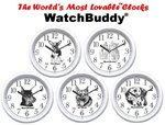 WatchBuddy® - The World's Most Lovable™ Clocks