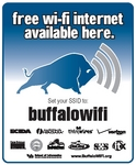 buffalowifi location sticker