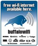 buffalowifi location sticker