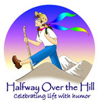 Halfway Over the Hill Logo