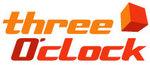 Three O'clock Logo