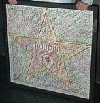 Houdini Star made for David Copperfield