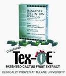 HPF Hangover Prevention Formula from Perfect Equation, Inc.