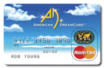 Introducing the American DreamCard Platinum MasterCard