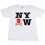 agitproperties.com unveils their anti-Bush parody t-shirt of I LOVE NY just in time for the Republican National Convention