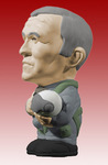 """The George Bush """"Stress"""" Squeeze Doll"""