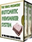 Video Producers' Automatic Newsmaker System