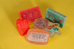 """Lucky"" handcrafted soaps"