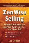 "Cover of Lee Godden's ""ZenWise Selling"" book"