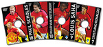 Officially Licensed Manchester United DVD Trading Cardz