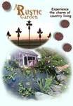 A Rustic Garden Wrought Iron Fences, Gazebos, Arbors & More