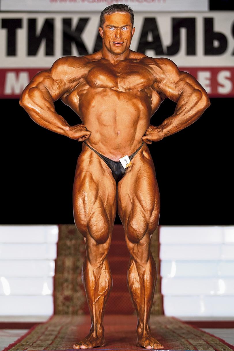Alexander Fedorov (bodybuilding): biography, personal life, sports career 2