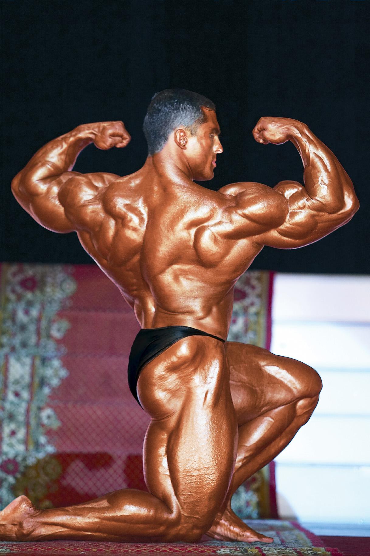 Alexander Fedorov (bodybuilding): biography, personal life, sports career 35