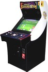 The New Golden Tee ® Golf 2005 Home Edition Video Arcade Game, specially created for home and office Golden Tee Golf ® player in mind!