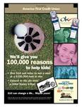 Operation Kids $100,000 Hole in One Shootout Flyer