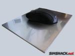 SimShack's SlickSteel Mouse Pad