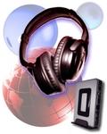 LTB 2.4Ghz Wireless Headphones & Transmitter