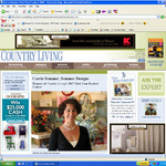 Carrie Sommer as seen on countryliving.com