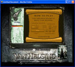 Image: Van Helsing Lycos game - introduction