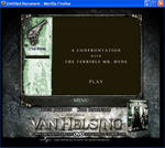 Image: Van Helsing Lycos game - play