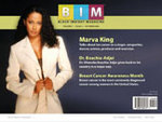 BIM October Cover