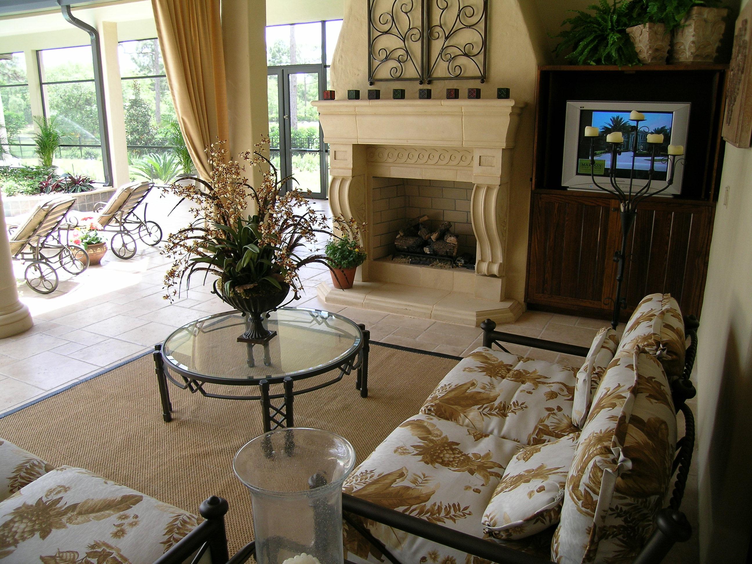 inside luxury mansions insideoutside living areas