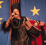 Photo of Performer Cheryl Wilder at Seattle Sacred Music Festival