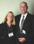 Mary Lou Thiercof, Working Images, and Eric Schlumpf, Archstone Consulting, Showcase Compass Award