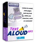 TextAloud 2.0 Box Shot