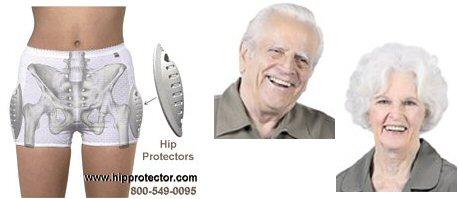 """""""Hip Ideas"""" for Fall Prevention in Elderly"""