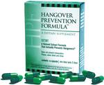HPF Hangover Prevention Formula 10-Capsule Box -- one dose lasts 3 days.