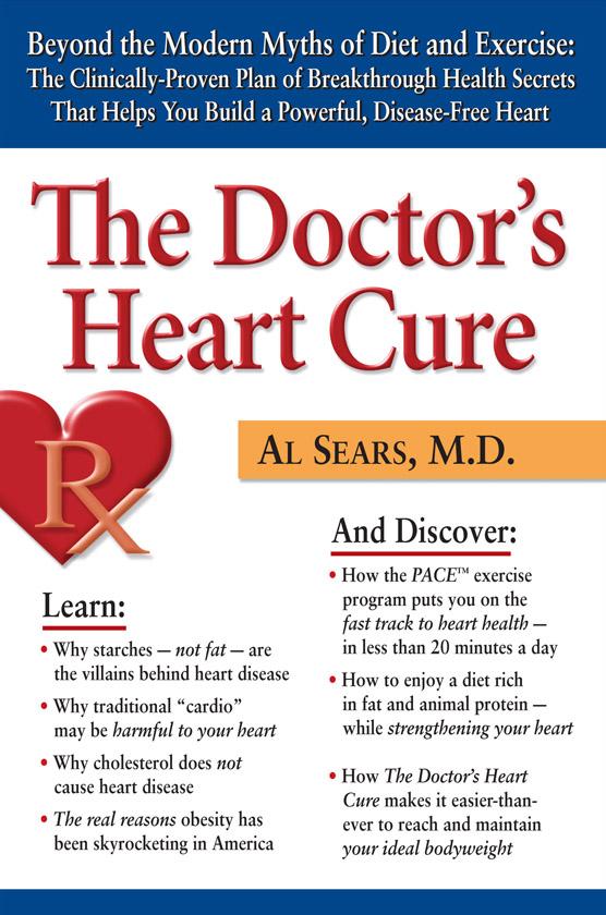Leading Heart Disease Expert Al Sears M D Offers