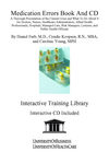 Medication Errors Book and CD