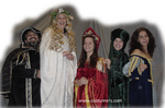 Medieval is the most popular halloween costume for 2004
