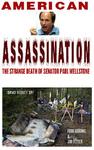 Wellstone/American Assassination book cover
