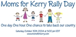 Moms for Kerry Logo