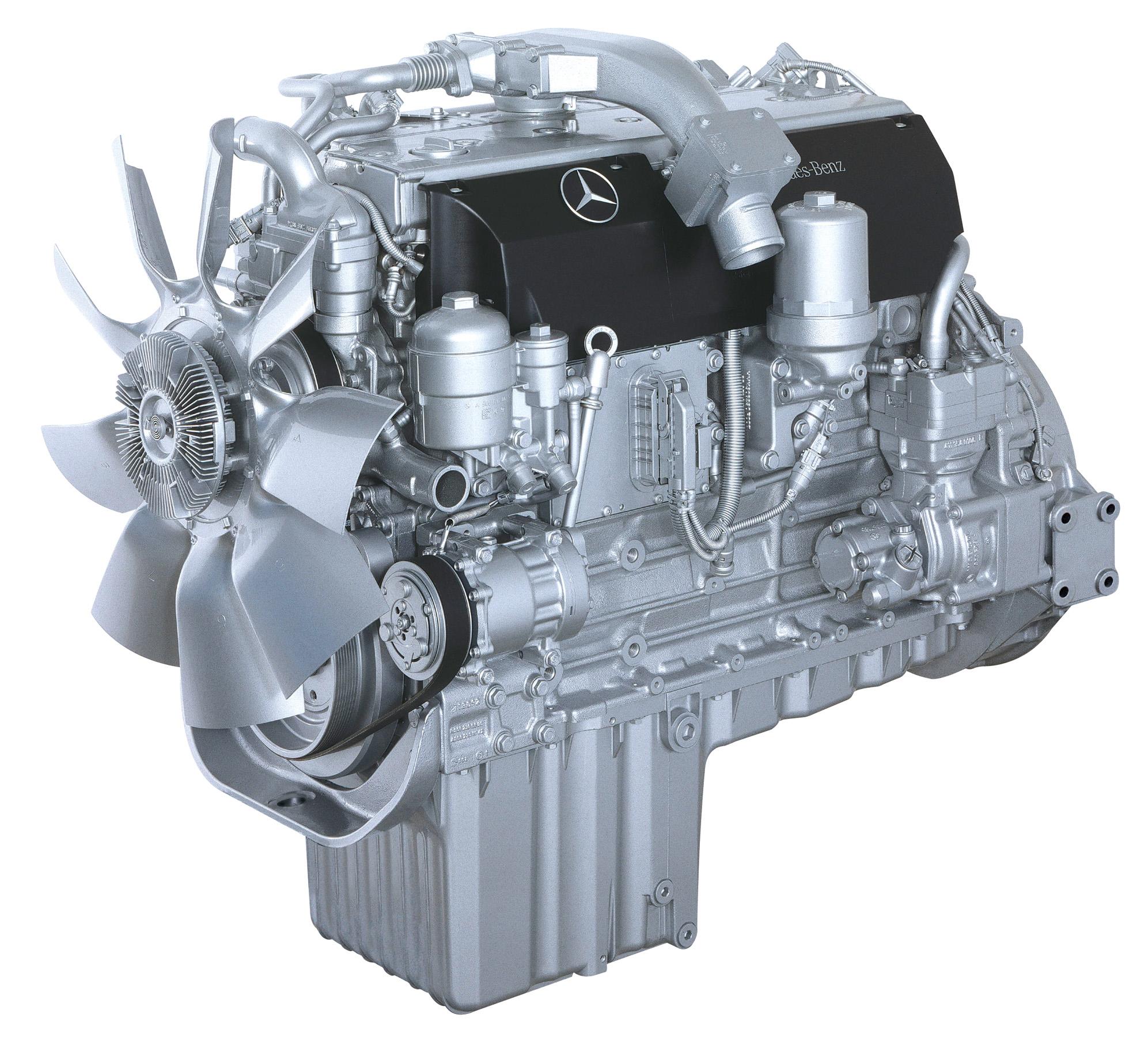 Detroit Diesel Announces The MBE 900 Reliabilt® Engine