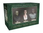 Creatives:  The Monster Legacy DVD Collection Boxset
