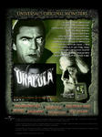 Creatives:  Monster Legacy MyMovies.net Microsite - Dracula