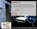 Screenshot: Trailer Player - Contact