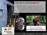 Screenshot: Trailer Player - Along Came Polly Example