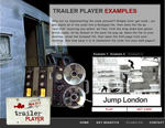Screenshot: Trailer Player - Jump London Example