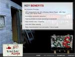 Screenshot: Trailer Player - Benefits
