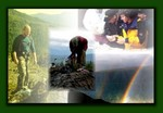 Freegold Ventures Limited Alaska Collage Mining Photograph