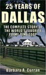 """Cover of """"25 Years of Dallas"""""""