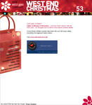 Screenshot: West End Christmas Website - Oxford Street