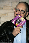 """Scott G (The G-Man) with """"Platinum Age of the Remix"""" album, winner for Trance Album of the Year."""