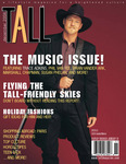 TALL Magazine's December Issue features Trace Adkins