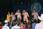 Shiloh performs at the WildHorse