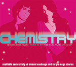 Armani Exchange Chemistry CD Cover